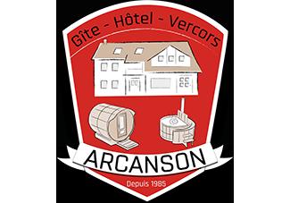 logo du gite/hotel Arcanson