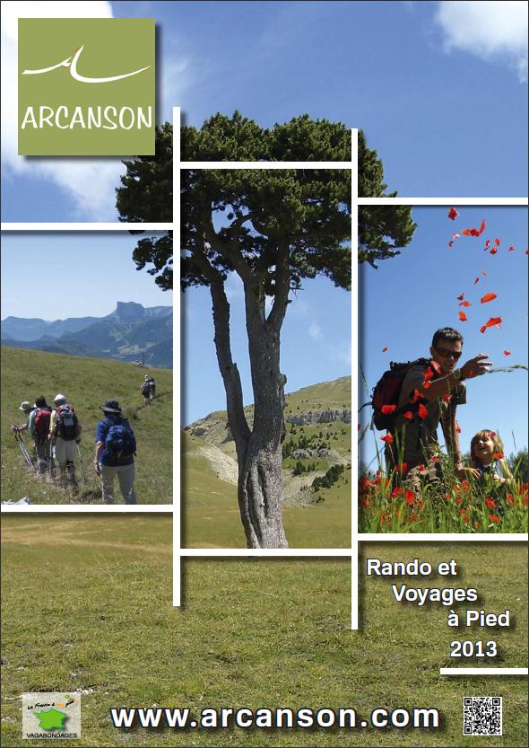 Couverture Brochure été 2013