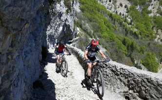 #Témoignage - Le Grand Tour du Vercors en VTT, version XXL
