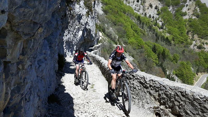 #Témoignage - Le Grand Tour du Vercors en VTT, version XXL